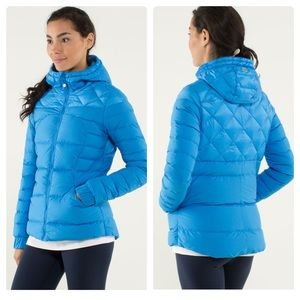 Lululemon Fluffin' Awesome Down Puffer Zip Jacket